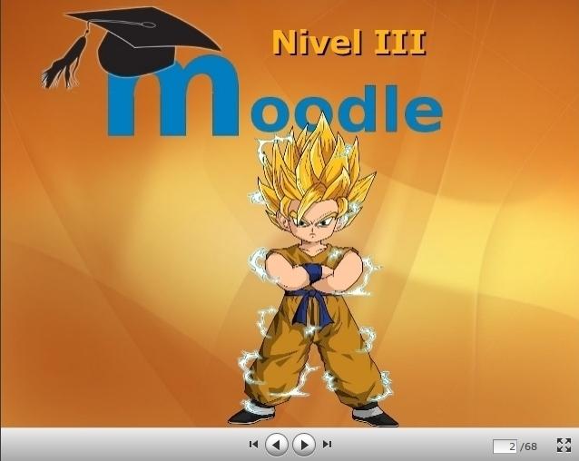 Moodle Nivel III