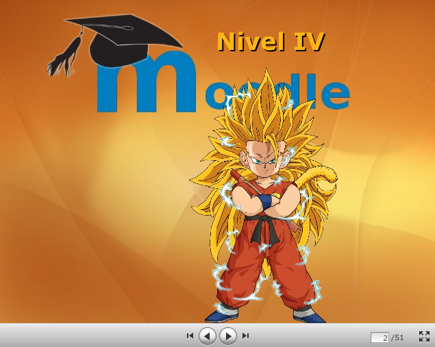 Moodle Nivel IV
