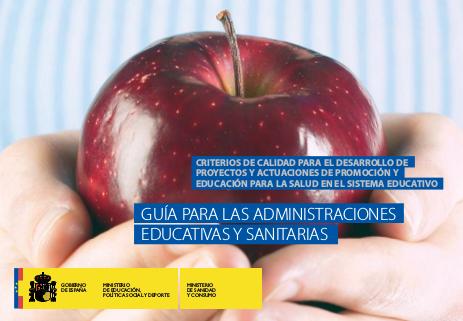 Guía para a promoción de hábitos saudables e prevención da obesidade infantil dirixida ás familias