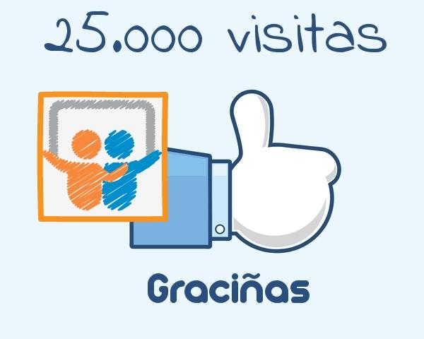 Grazas por seguirnos!