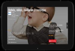 Revista Bebés, nenos coidados e suxestións