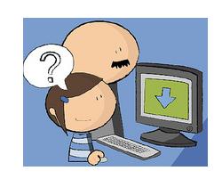 Seguridad en Internet para niños y niñas