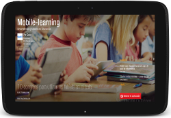 Mobile Learning: Smartphones y Tablets en educación