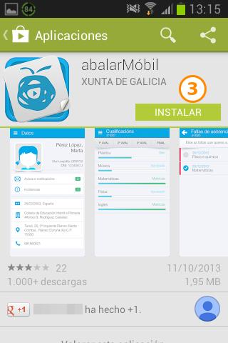Instalación Android 3