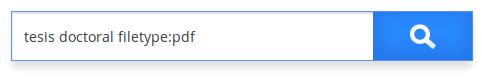 Caja de búsqueda tipo de archivo
