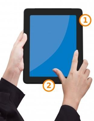 Como capturar a pantalla cun móbil