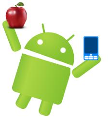 Aplicacións para Educación Física en Android